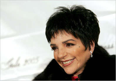Liza Minnelli to be Honored at Fred & Adele Astaire Awards on June 4