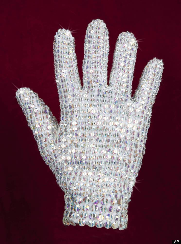 Michael Jackson Costume Exhibition and Auction