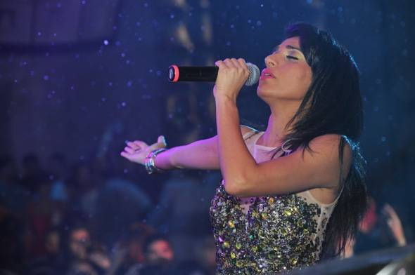 Nadia Ali at Marquee