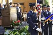 Nellis Honor Guard and Adelson School