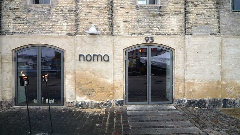 Noma Restaurant Comes To London For Olympics