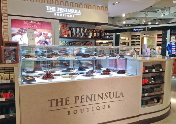 The Peninsula Hong Kong Opens Boutique at Hong Kong International Airport