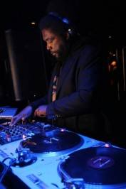 Questlove performs at Moon Nightclub.