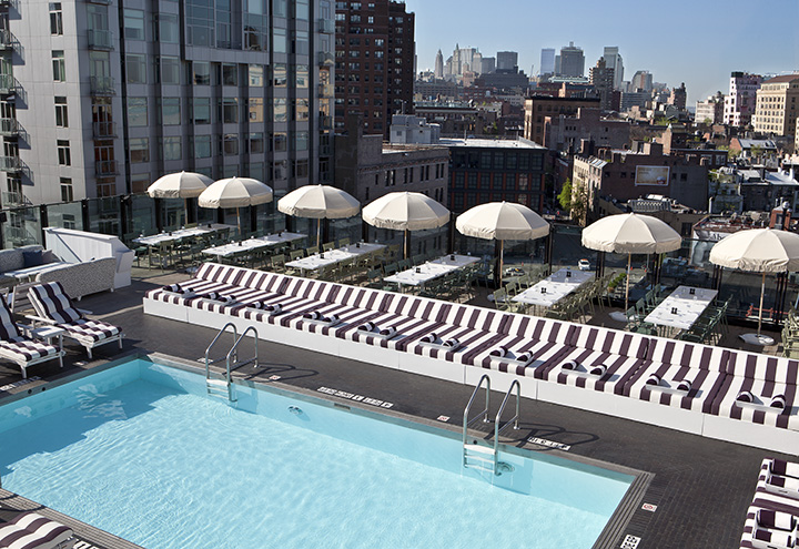 SoHo House: An Urban Oasis in the Heart of New York City