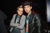 Samantha Ronson and Joe Jonas at Tao.