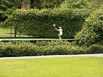 Haute Hotel: Meadowood Napa Valley Host Volley in the Valley Tennis Tournament
