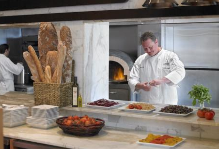Piazzetta Offers Tuscany Tastes At Acqualina Resort & Spa