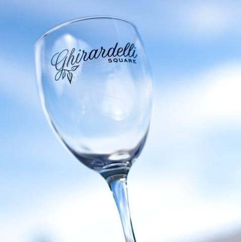 Uncorked Wineglass