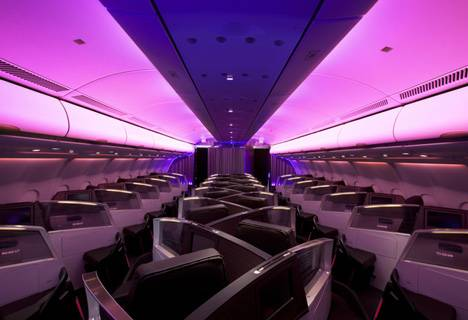 Virgin Atlantic to Offer First In-Flight Mobile Service in the U.K.