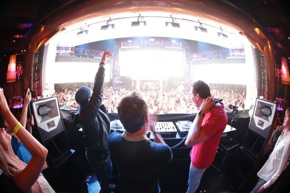 XS - Night Swim - Steve Angello Robbie Rivera Tiesto - 5.20.12