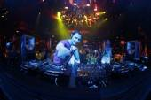 Tiesto spins at XS Nightclub