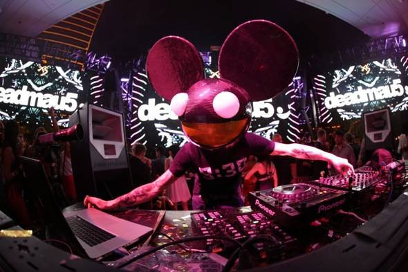 Haute Event: Deadmau5 Returns to XS to Release His Single