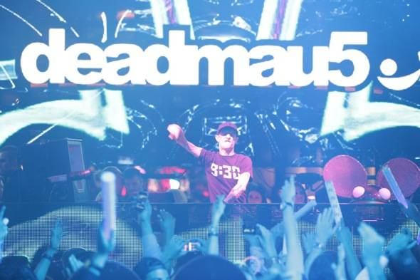 XS - deadmau5 5 - The Veldt release party - 5.6.12