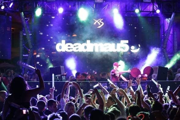 XS - deadmau5 - The Veldt release party - 5.6.12