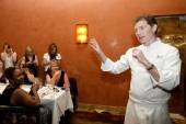 Chef Bobby Flay hosts Masters Dinner during Vegas Uncork'd by Bon Appetit.