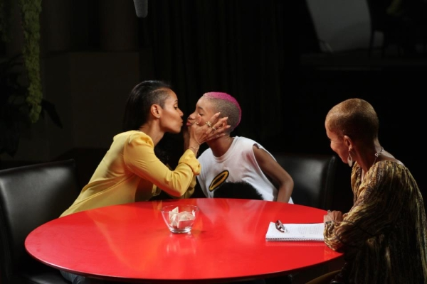 "Haute 100 Los Angeles Update: Jada Pinkett-Smith Releasing Family Film ""Red Table Talks"""