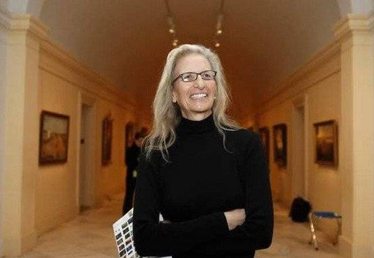 Annie Leibovitz Receives Honors from Museum of Contemporary Art