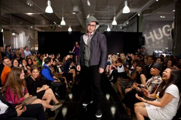 Geek 2 Chic Charity Fashion Show in Santa Monica