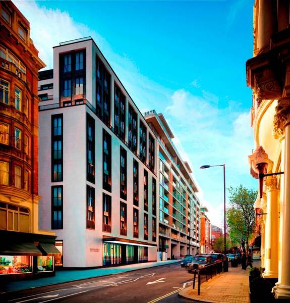 Bulgari Hotel and Residences Set to Open in London