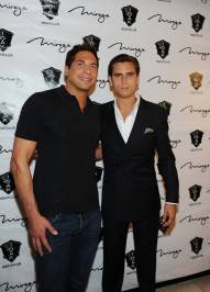 Joe Francis and Scott Disick