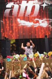ATB spins at Tao for EDC Week.