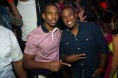 Chris and CJ Paul at Lavo.