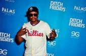 Jazzy Jeff at Palms for Ditch Fridays.
