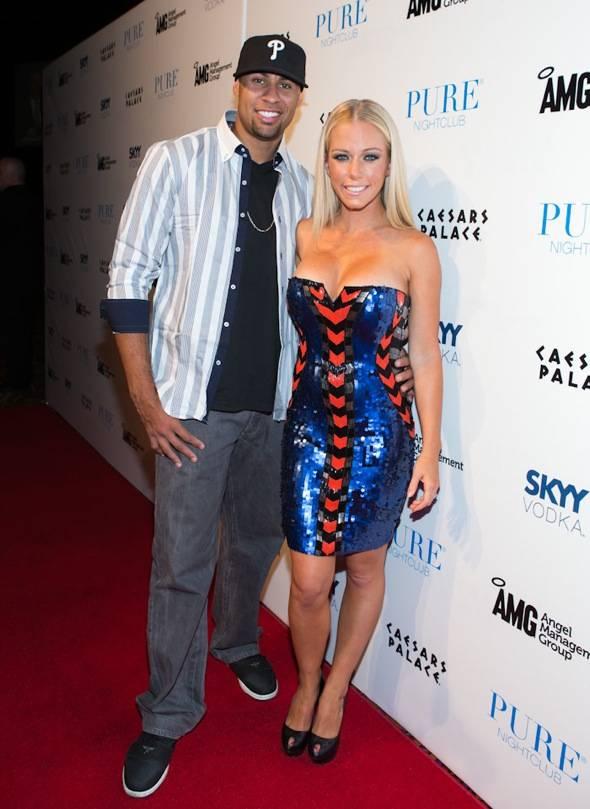 Hank Baskett and Kendra Wilkinson-Baskett