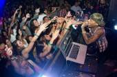 Hip-hop artist Kid Ink at Lavo