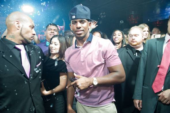 LAVO Chris Paul
