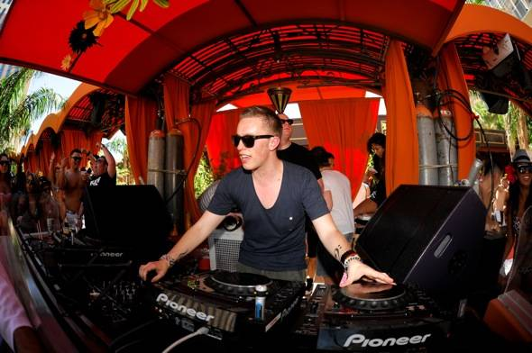 Nicky Romero_TAO Beach_EDC Week