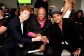 Quincy Jones & Bruno Mars/Spotify