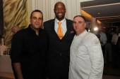 Sam Nazarian, Alonzo Mourning, & Jose Andres