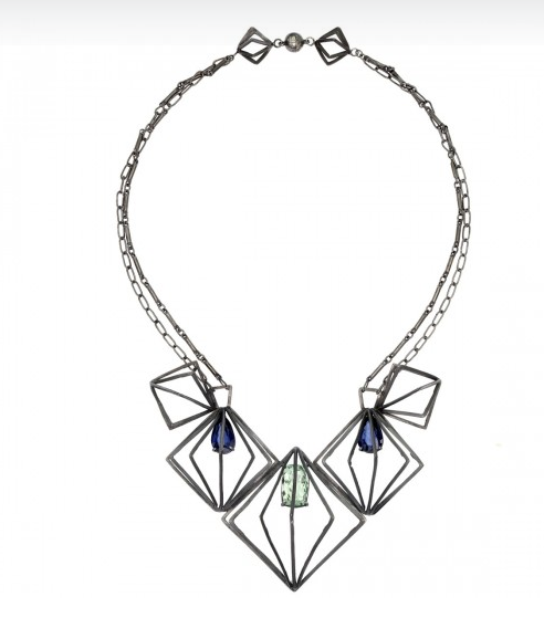 Caged Necklace