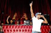 Talib Kweli performs at LAX Nightclub.
