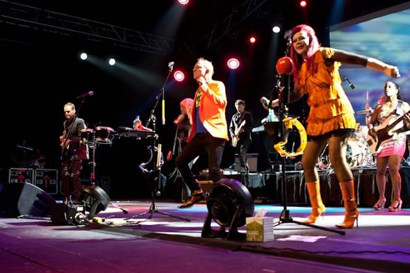 The B-52s (3)