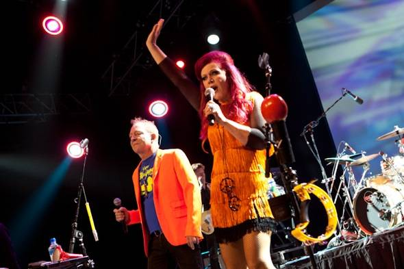 The B-52s (4)