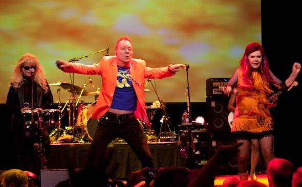 The B-52s (6)