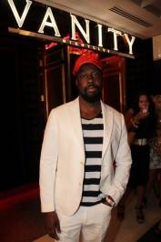 Wyclef Jean at Vanity Nightclub