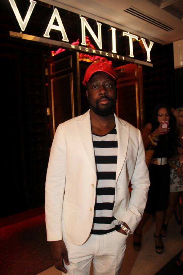 Wyclef Jean Vanity Nightclub2 Photo Credit Hew Burney 6.24