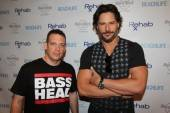 Z-Trip and Joe Manganiello