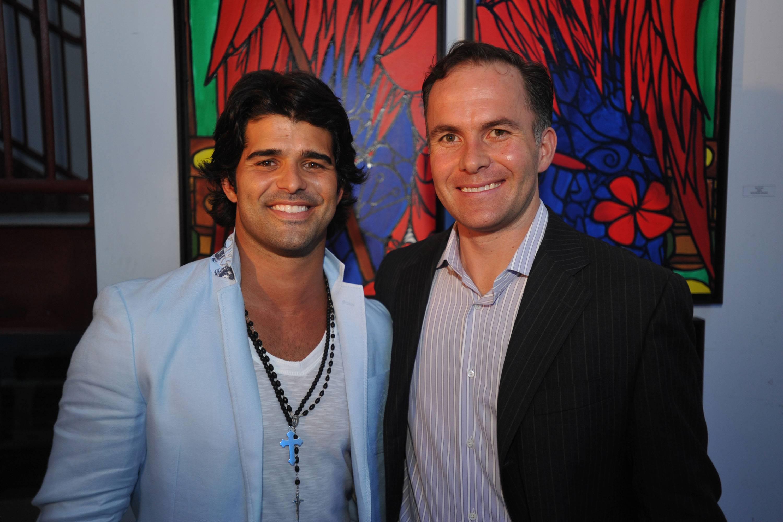 Alejandro Mijares & Anthony Burns
