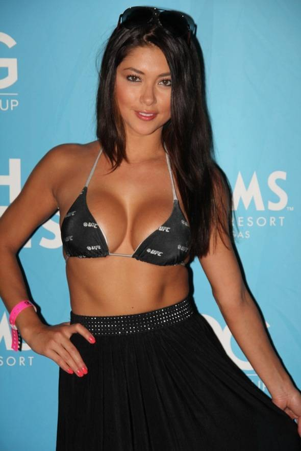 Arianny Celeste at Palms Pool & Bungalows in Las Vegas (tight) 7.5.12 - Copy