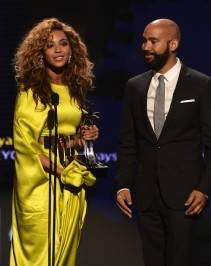 Accepting a BET Award — Beyonce, via Tumblr