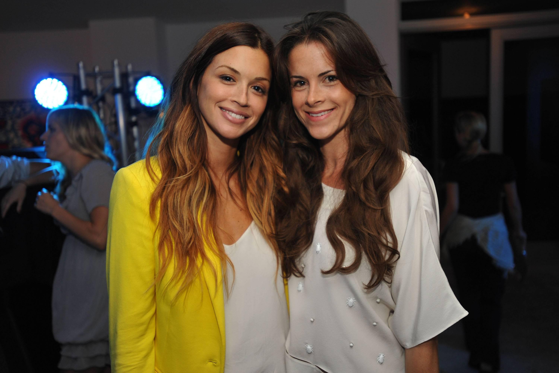 Carolina Pirez & Melissa Cauff