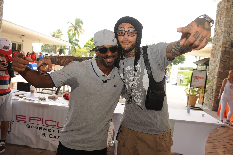 DJ Irie & Travis McCoy