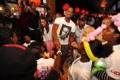 Gabrielle Union, Dwyane Wade, DJ Irie, & friends