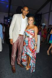 Grant and Tamia Hill Full Body