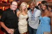 Jim Bellino, Alexis Bellino, Donald Driver and Betina Driver