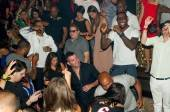 LeBron James at Tao Nightclub.